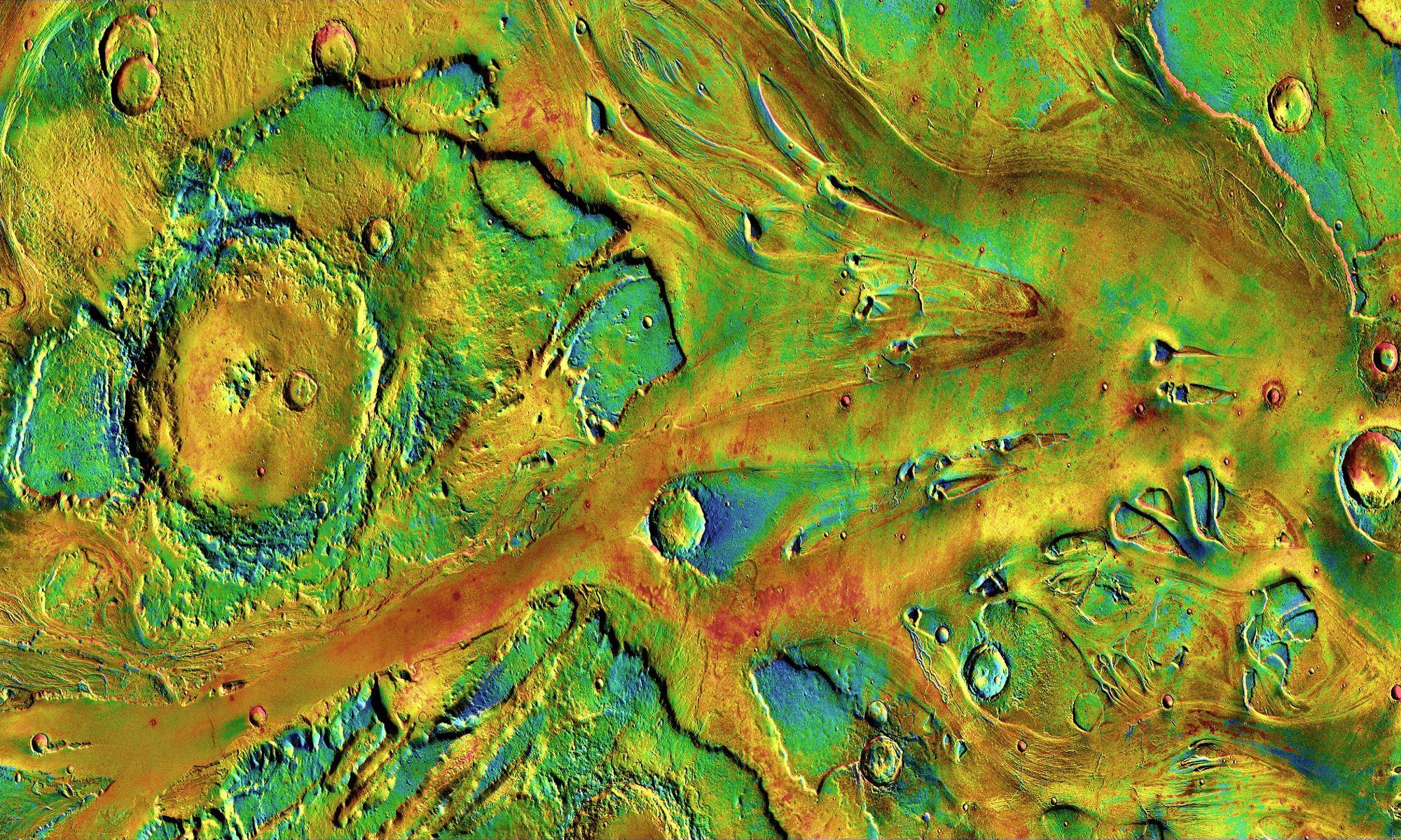 Mars_images-satellite_Kasei_Channels_photos-by-NASA-and-ESA_best-selection-photography