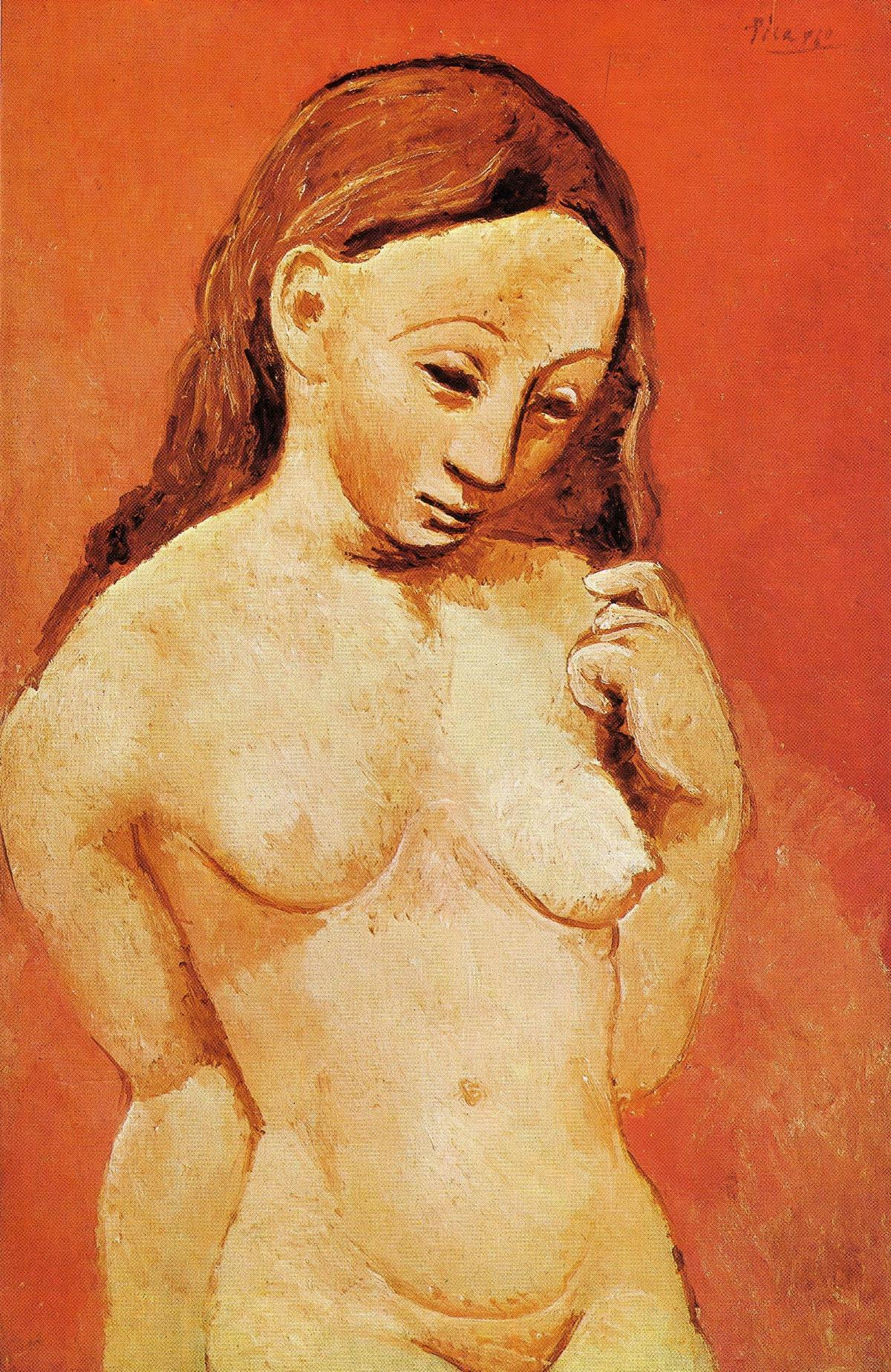 Nude-against-a-Red-Background-(1906)