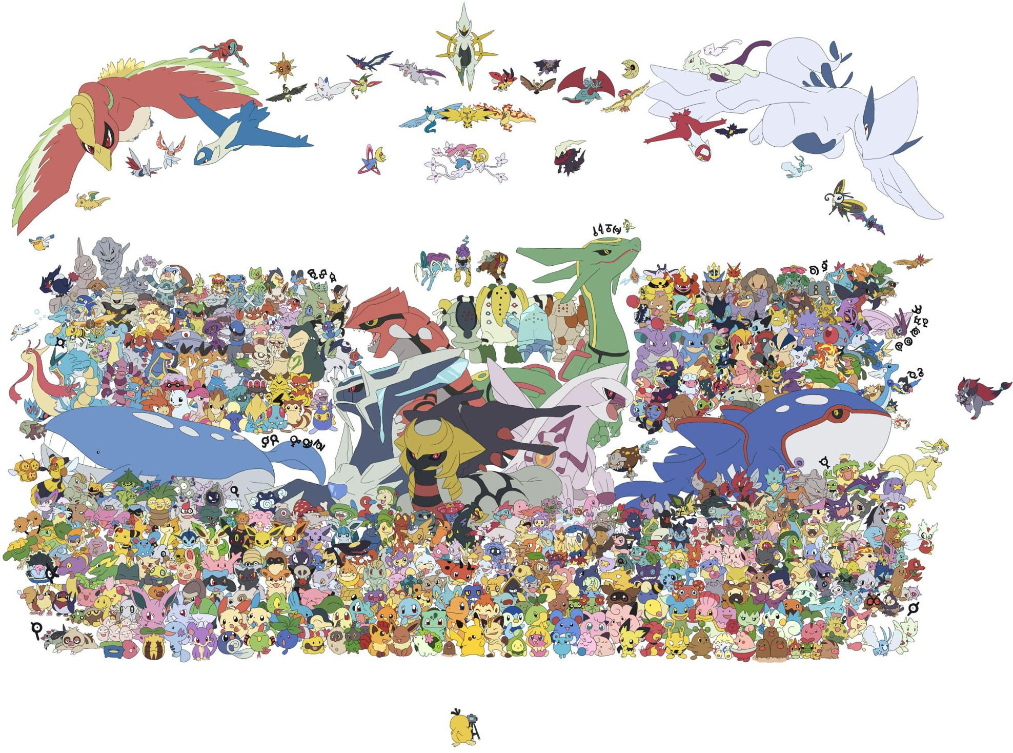 pokemon-dessin