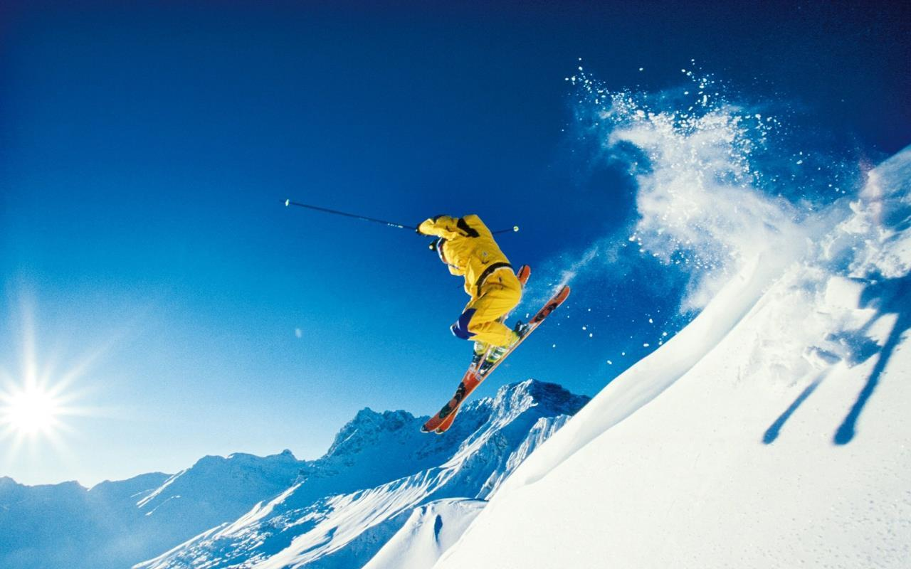 Skiing Sport Wallpaper Iphone: Hiver,wallpapers Free, Fonds D'écran Gratuits