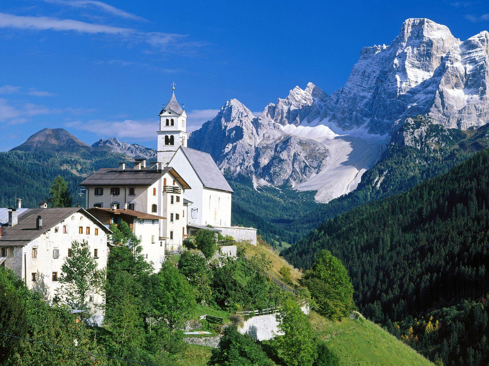 The Dolomites Alps Italy Voyager En Italie Creations