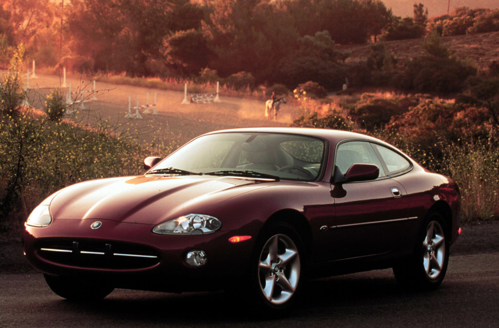 Jaguar Xj Coupe | Home Ideen