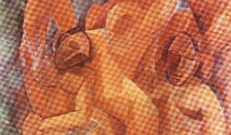Trois Femmes ( Picasso )
