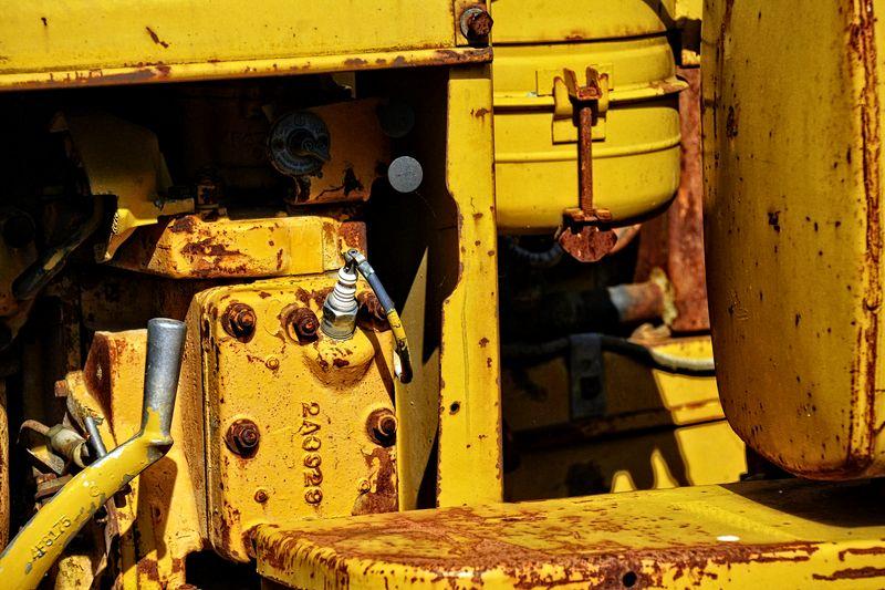 vintage mécanique