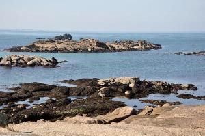bretagne, les plages de France, photographie et fonds d'écran