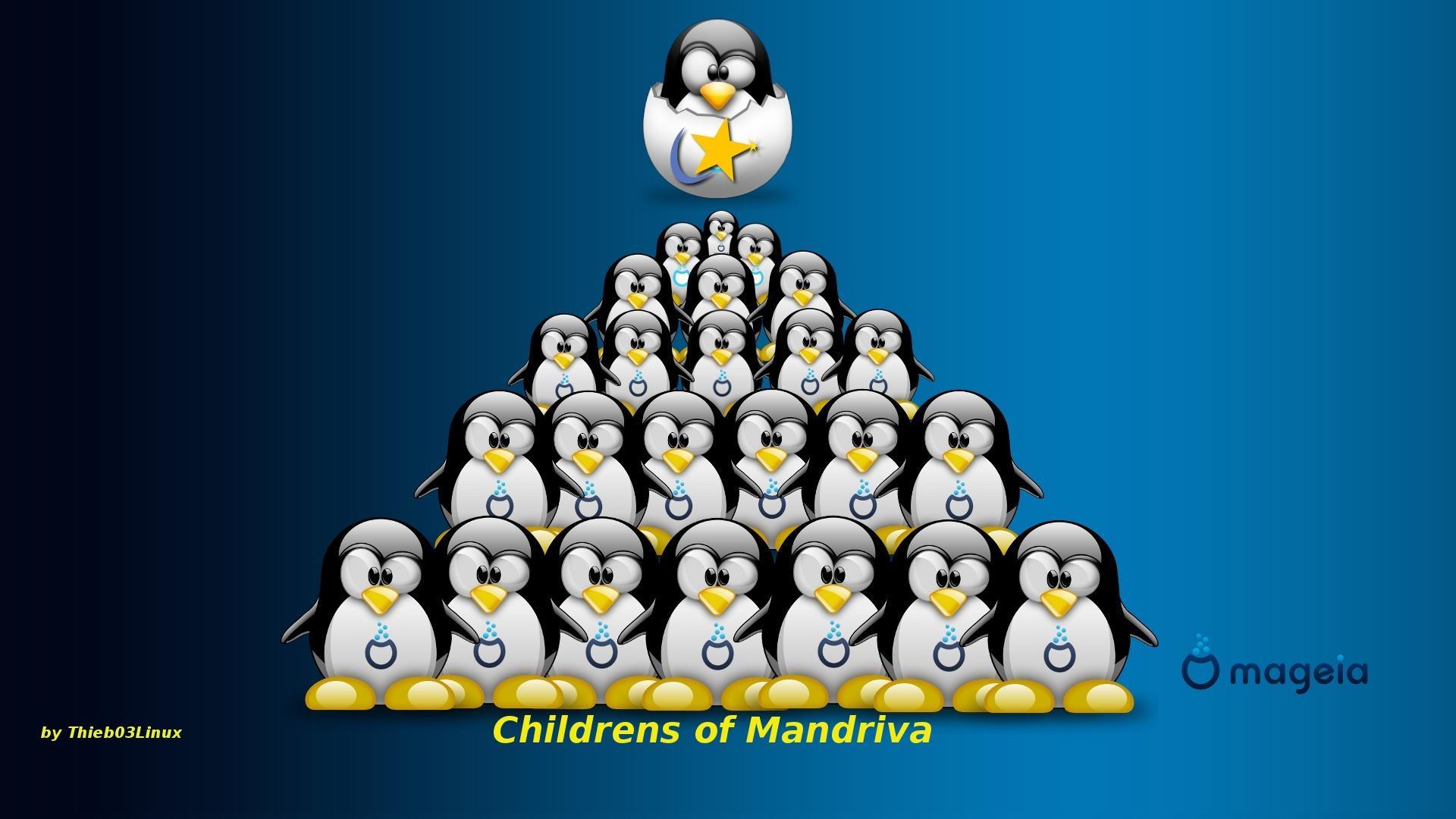fond-ecran-Linux-Ubuntu-les-enfants-de-Mandriva
