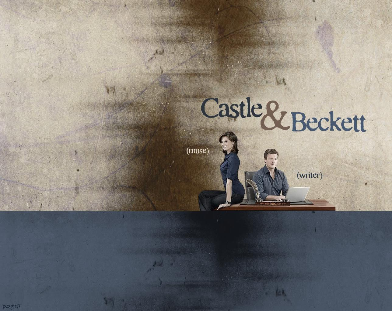 castle-et-beckette-ecrivain-et-muse