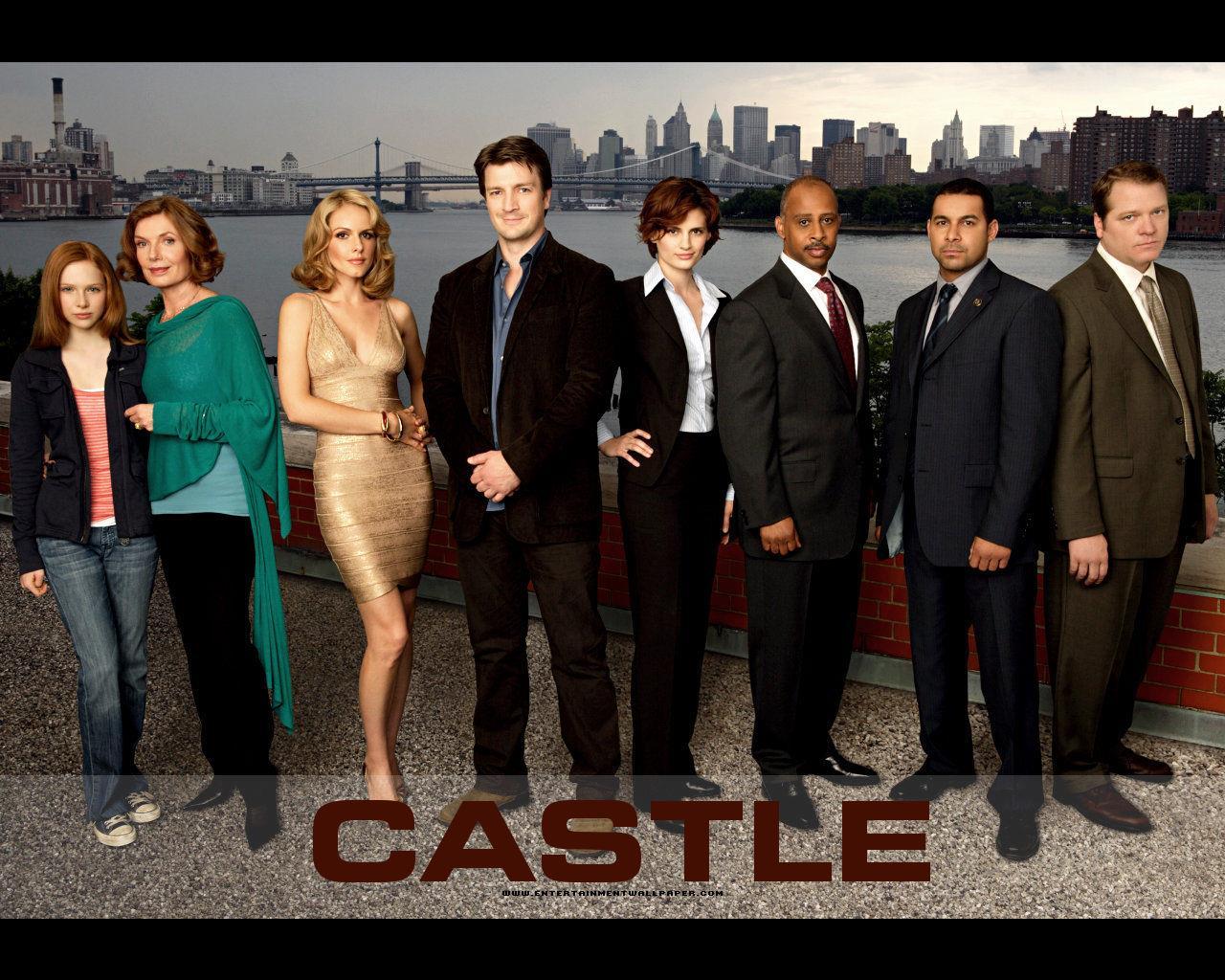 castle-serie-TV-le-casting