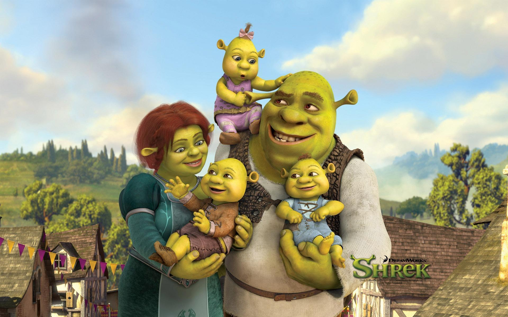 cartoons-shreks-family-shrek-forever-after-wallpaper-HD