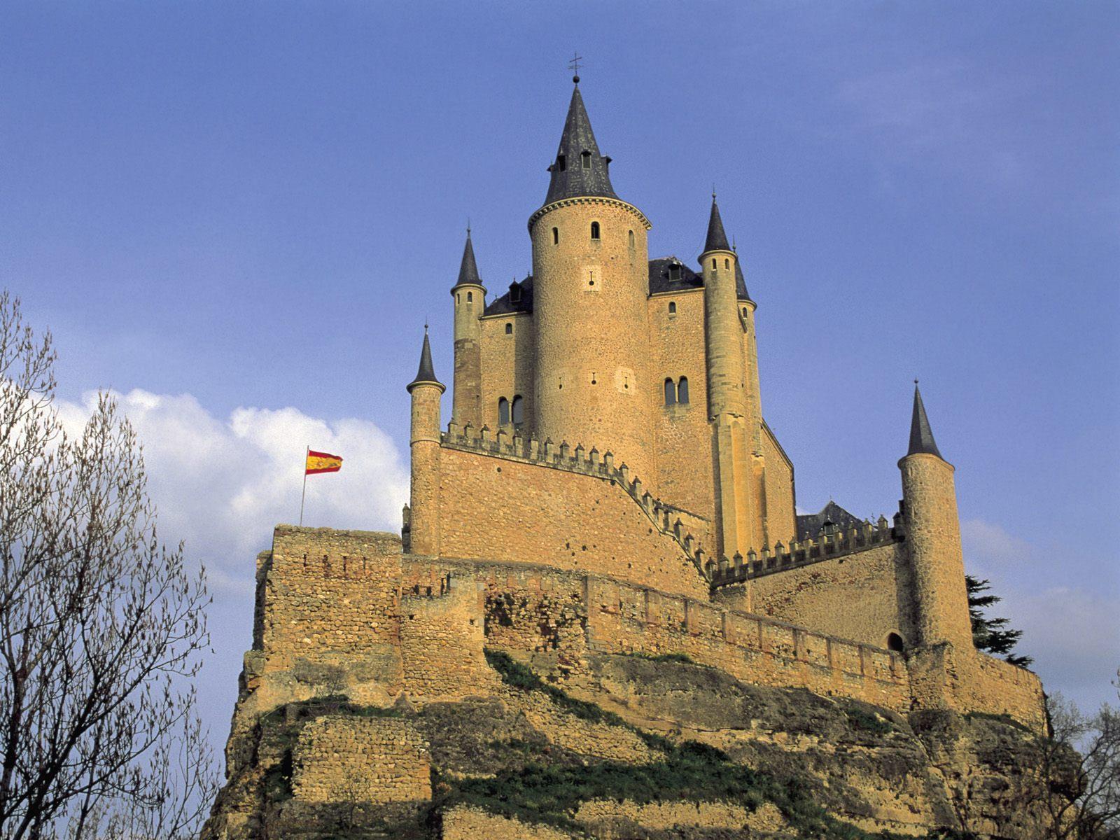Espagne_Alcazar-Tower-Segovia-Spain