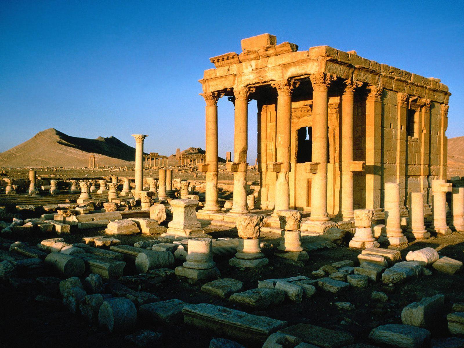 Syrie_Palmyra-Ruins-Syria