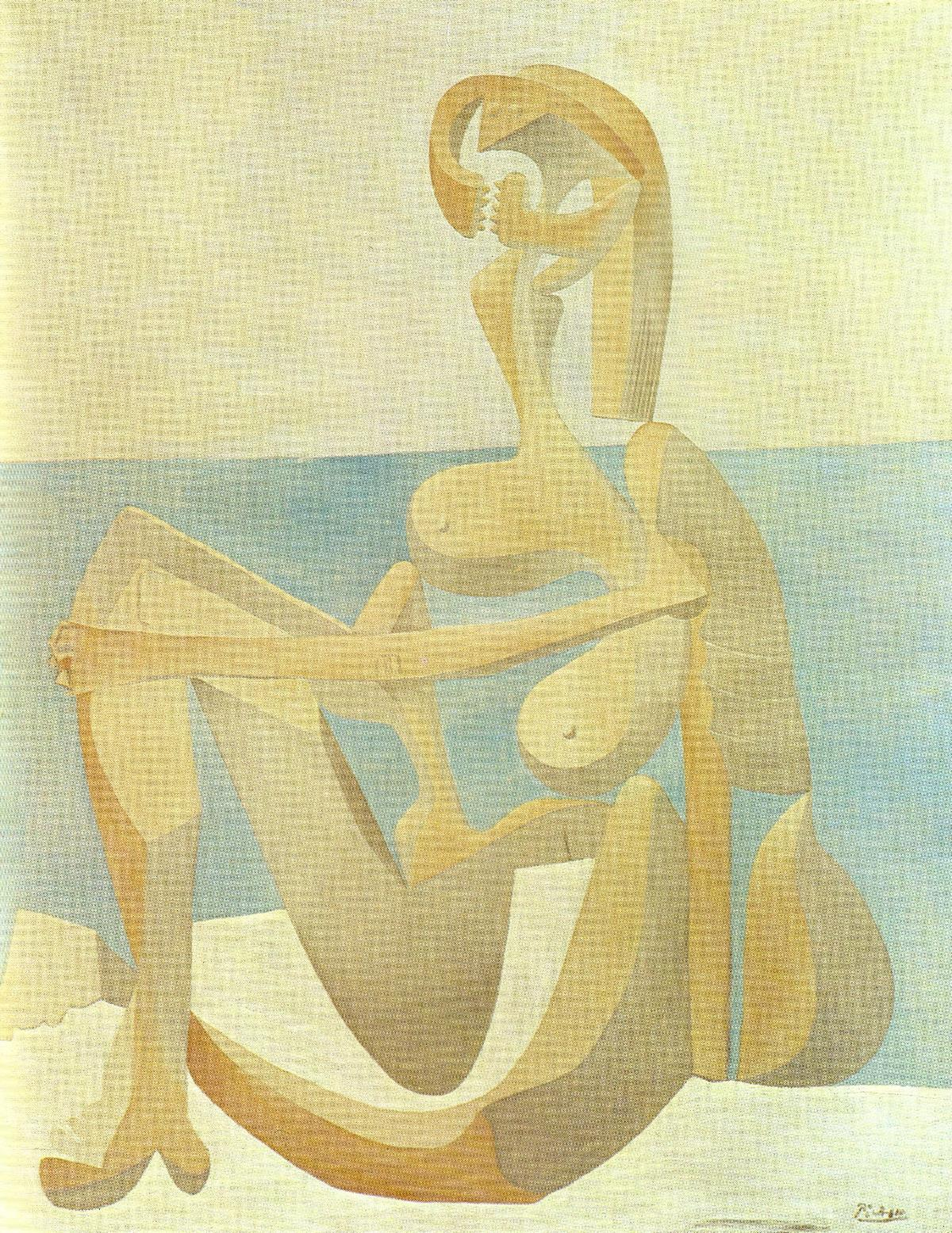 Seated-Bather-(1930)