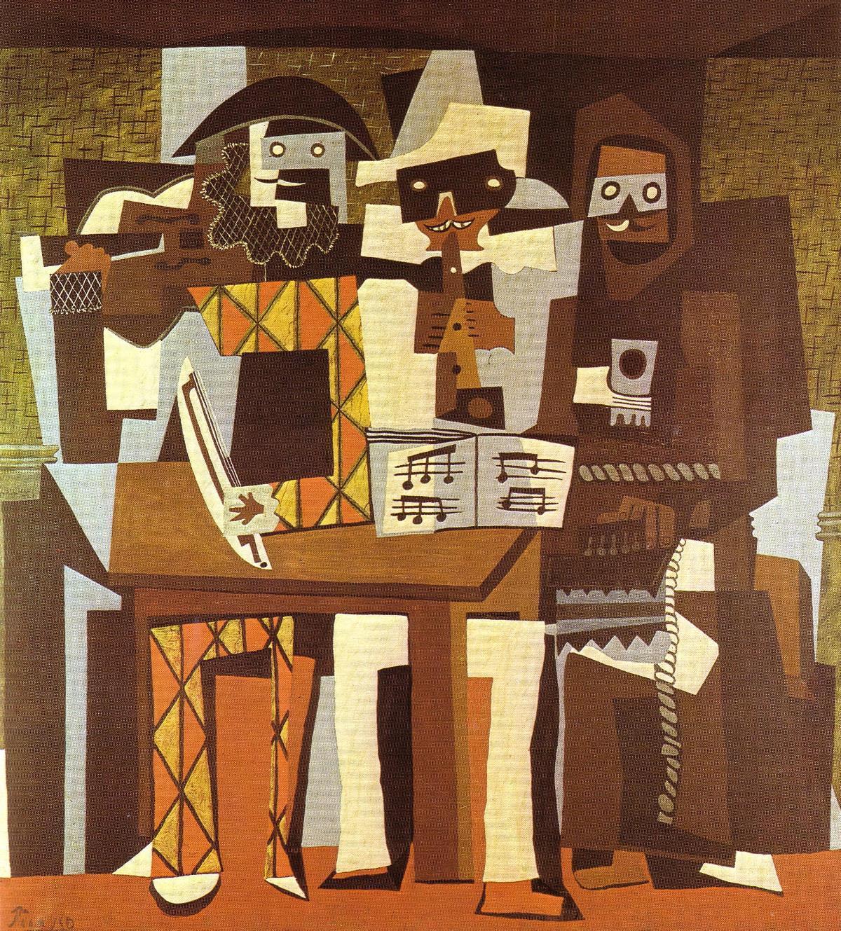 Three-Musicians-(1921)