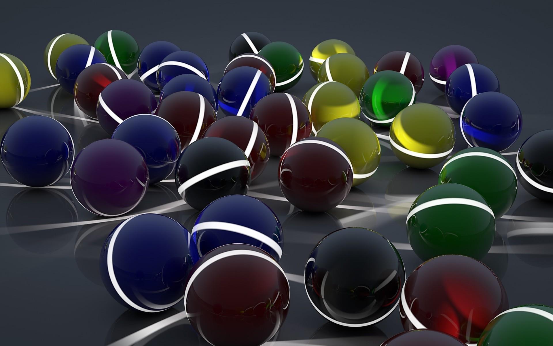 boules-lumineuses-windows-10-fonds-ecran-gratuit_1