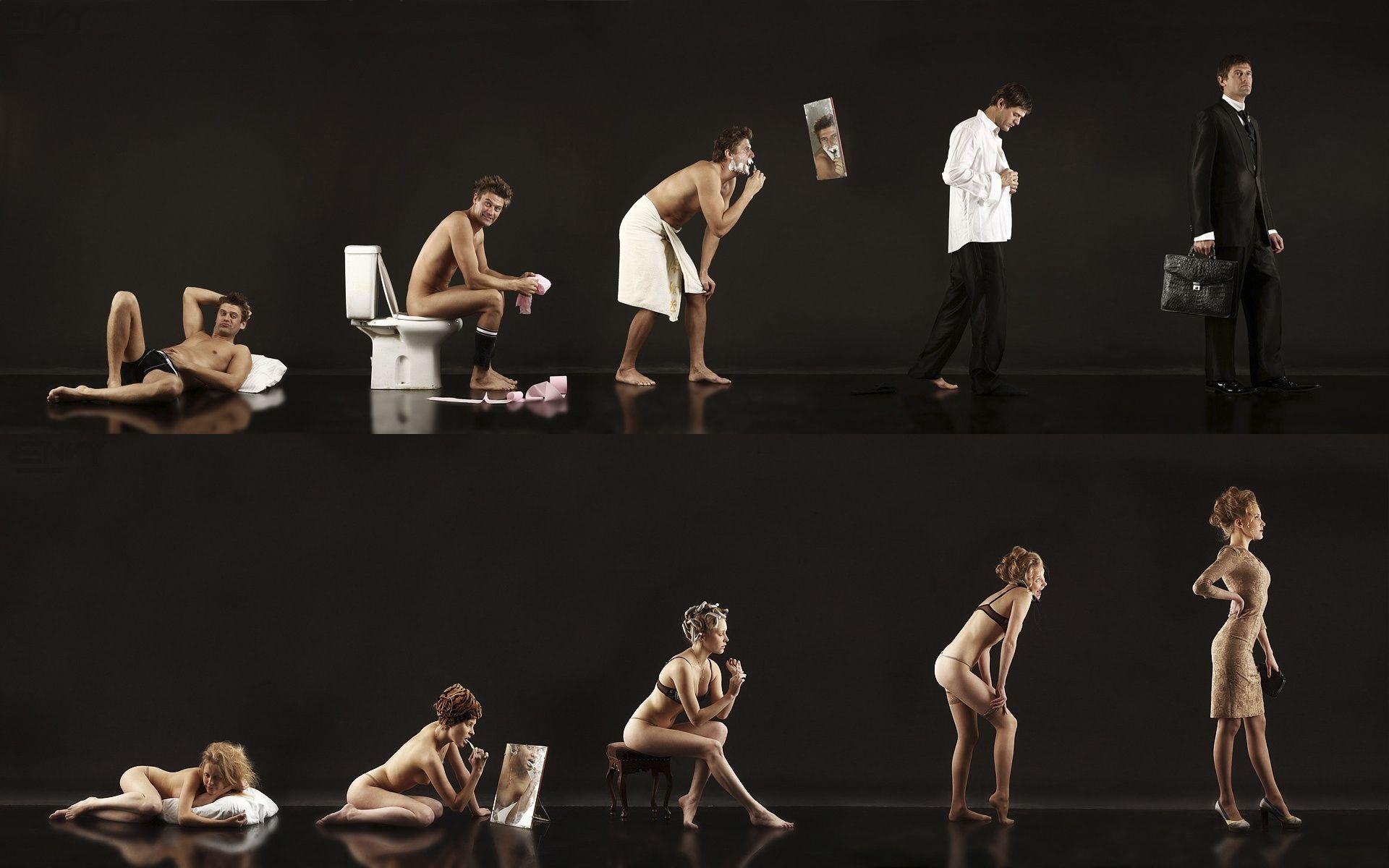 homme-et-femme-evolution