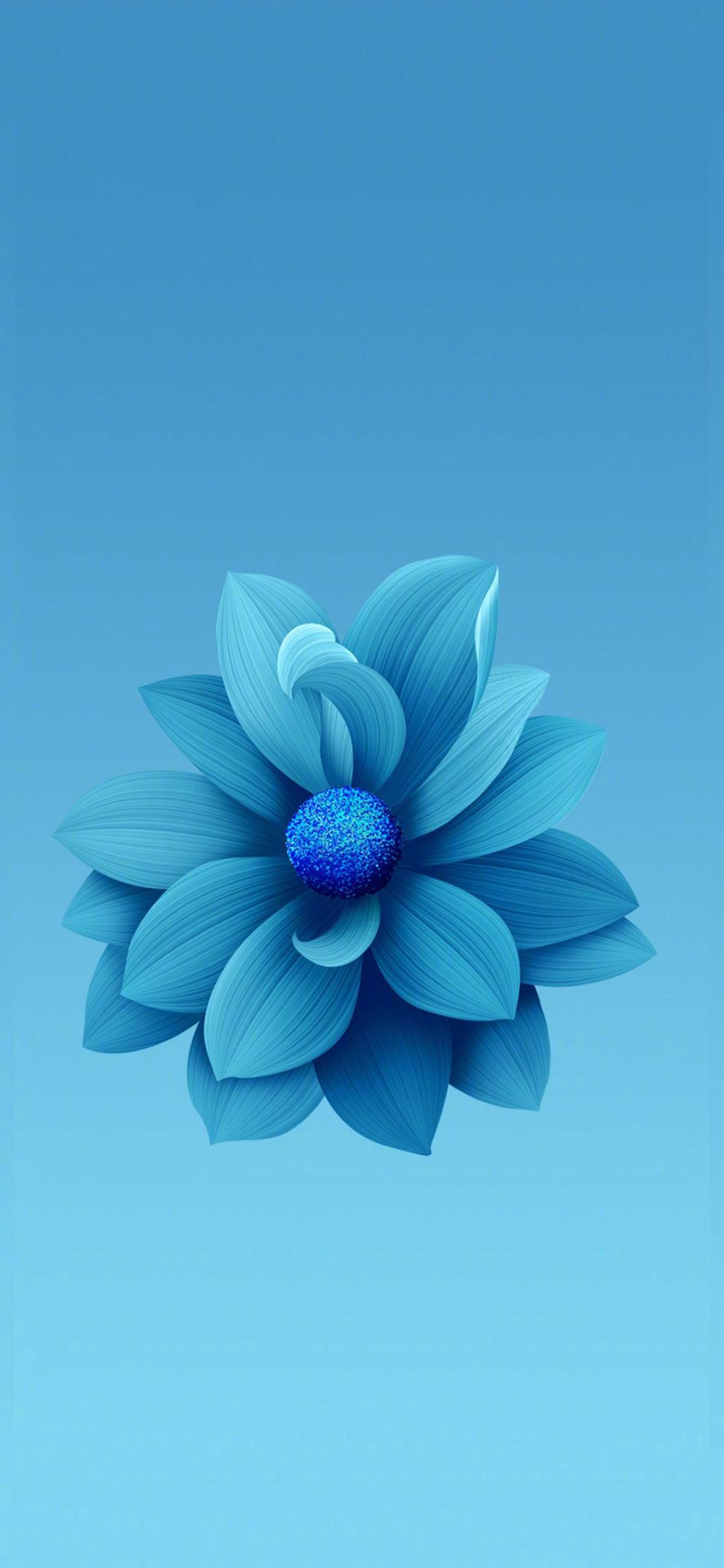 Fleur-bleue-design
