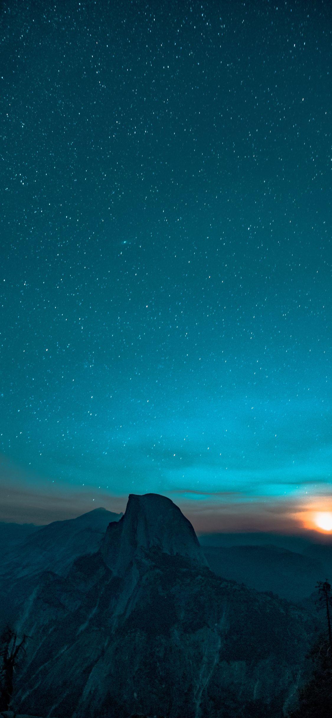 Yosemite-Etats-Unis-nuit-etoilee