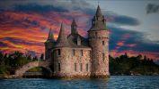 chateau-fort-villes-et-monuments-du-monde-entier