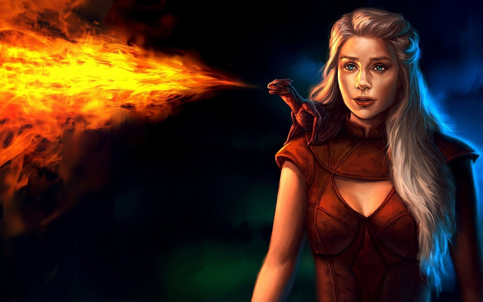 dessine-de-dragon-et-de-feu-game-of-thrones