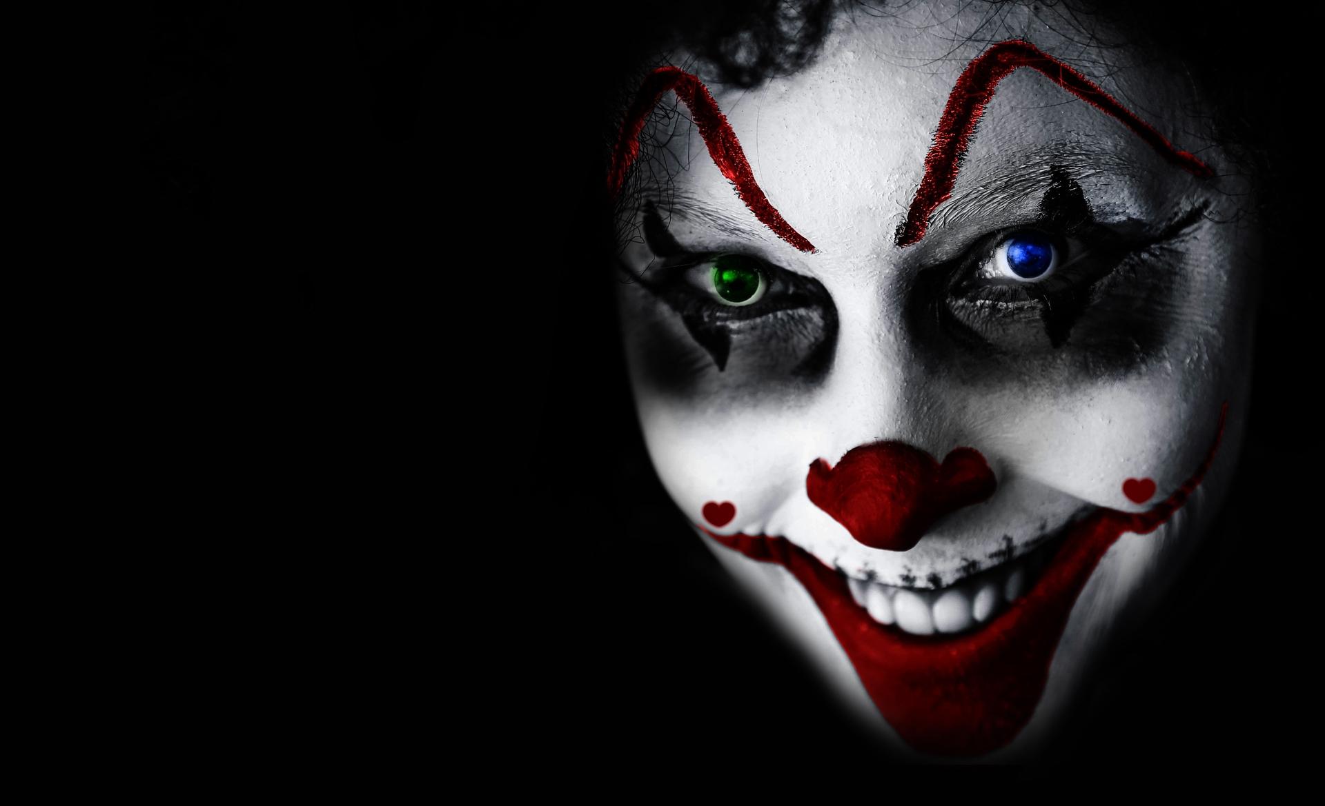 le-clown-masque
