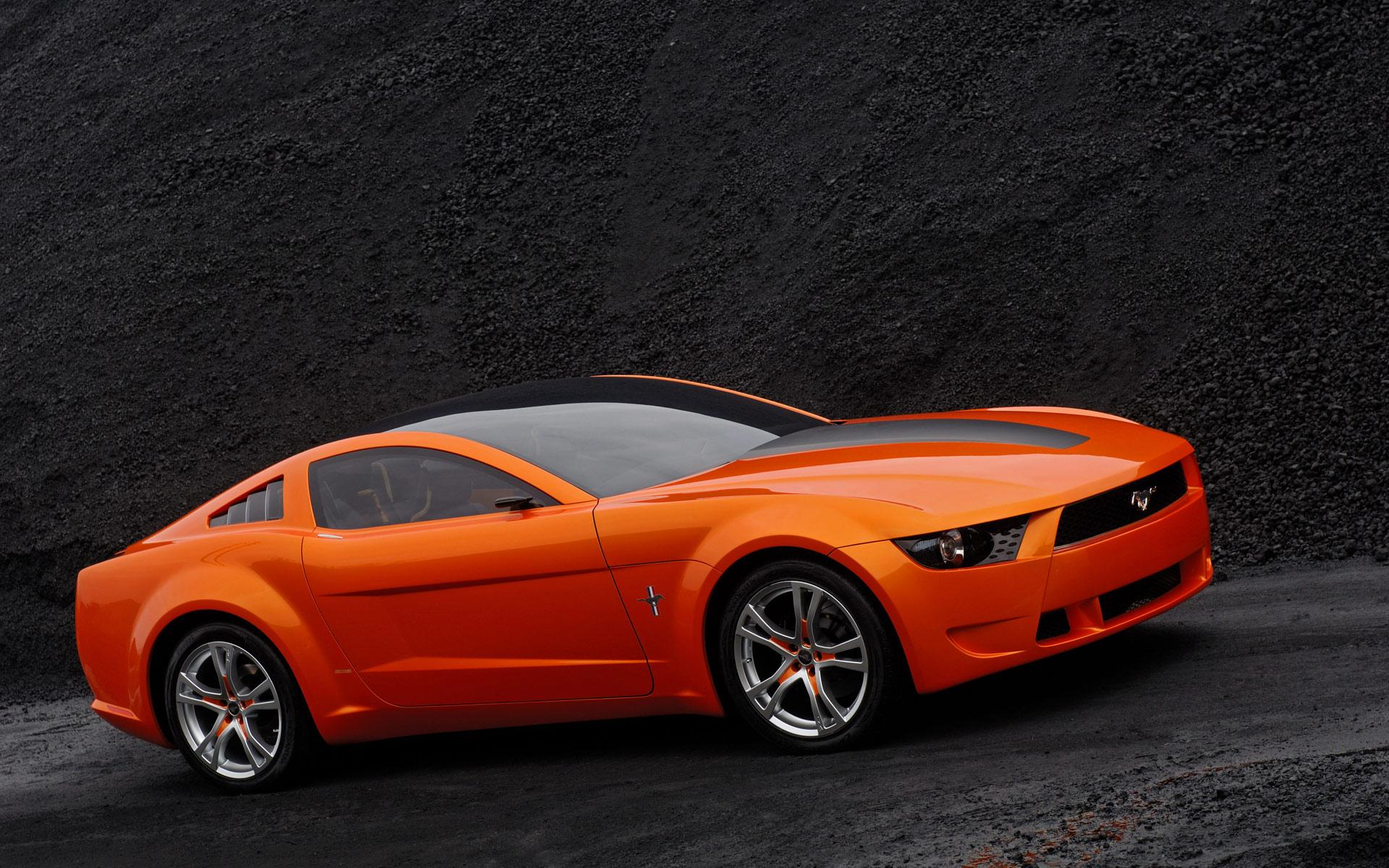 73 Ford Mustang Wide Screen Wallpapers (1)
