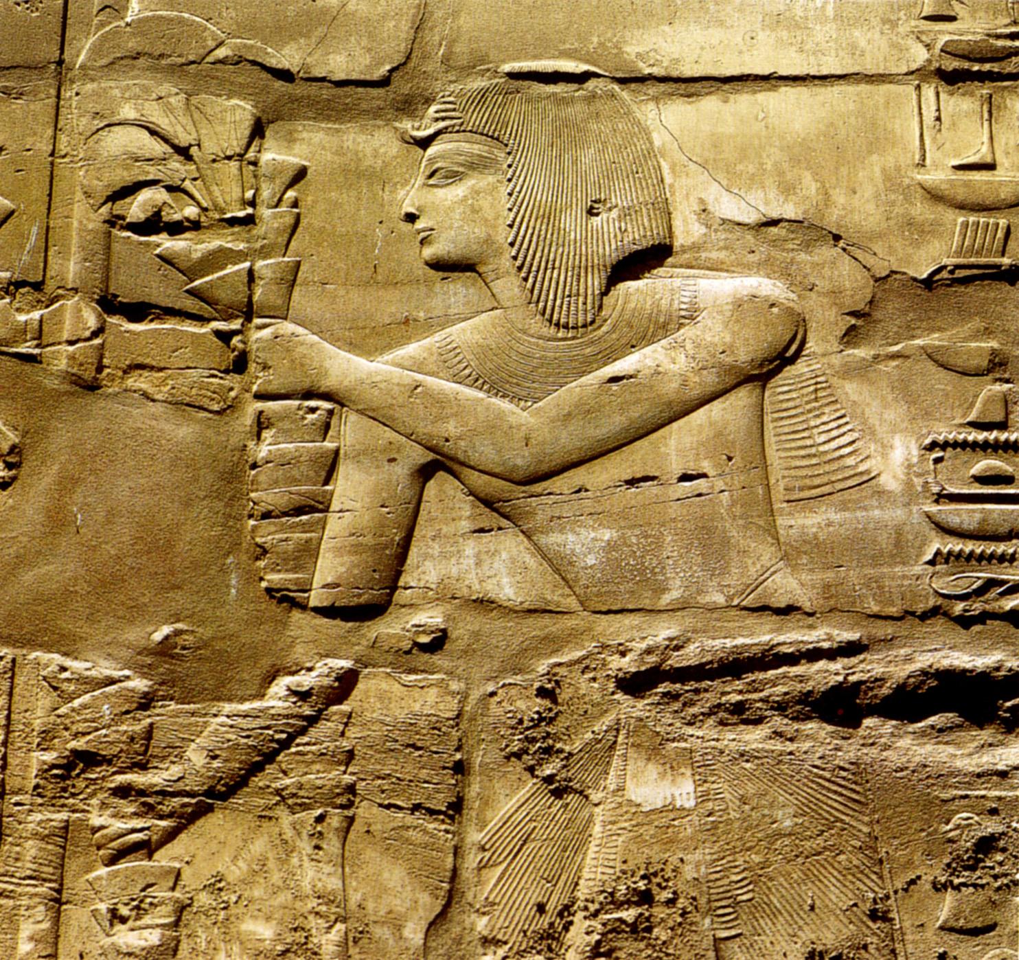 bas-relief-egyptien