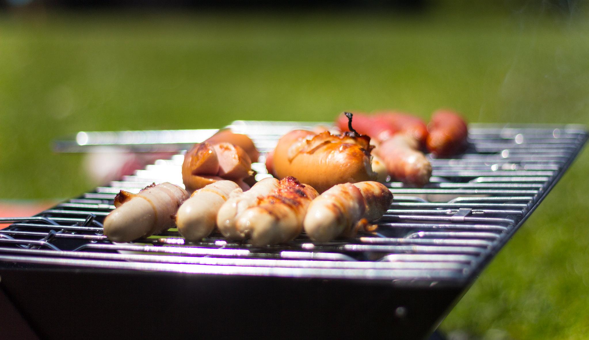 barbecue-preparation