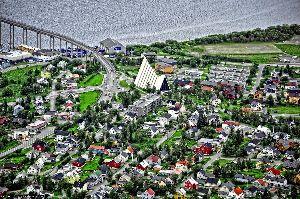 Tromsø, Norvège