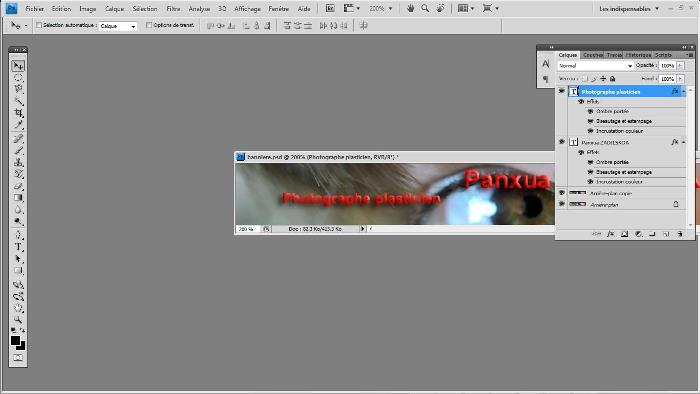 photoshop tutoriel