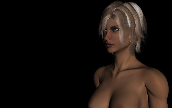 photo faite avec DAZ STUDIO, zoom au survol de la souris